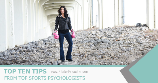 TOP TEN TIPS – FROM TOP SPORTS PSYCHOLOGISTS