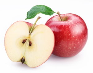 Pilates Preacher PIP - Apple Seeds - red apple