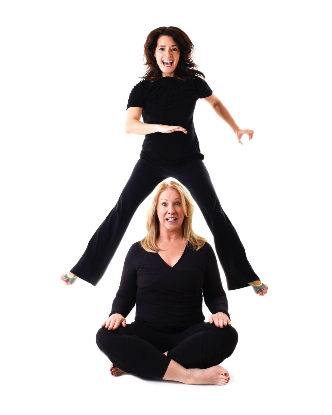 Meet Your Feet - Laura Jumping - Pilates Preacher